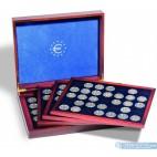 Drevený box na 140 ks 2 EURO mincí