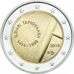 Fínsko - 2 Euro 2014 - Ilmari Tapiovaara