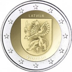 Lotyšsko - 2 Euro 2016 - Vidzeme