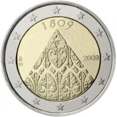 Fínsko - 2 Euro 2009 - 200. výročie fínskej autonómie