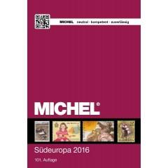 Katalóg známok MICHEL - Európa 3 - Južná Európa - katalóg 2016/2017