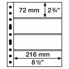 GRANDE listy - GRANDE 4C - na bankovky