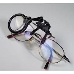 Lupa na okuliare LU CLIP - 5 x -