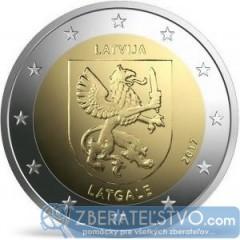 Lotyšsko - 2 Euro 2017 - Latgale
