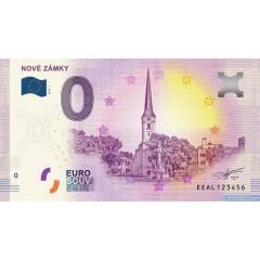 0 Euro Souvenir Slovensko 2018 Nové Zámky