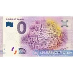 0 Euro Souvenir Slovensko 2018 Bojnický Zámok