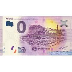 0 Euro Souvenir Slovensko EEAP-2018-1 - Košice - Východoslovenské múzeum v Košiciach - Rodošto