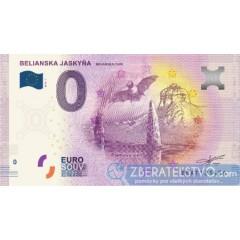0 Euro Souvenir Slovensko EEAT-2018-1 - Belianska Jaskyňa